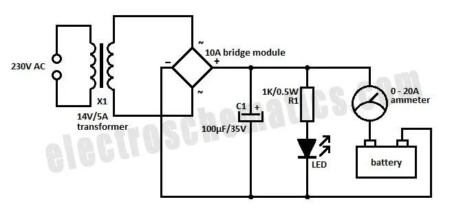 i u0026 39 m yahica  12 volt battery charger circuit diagram pdf