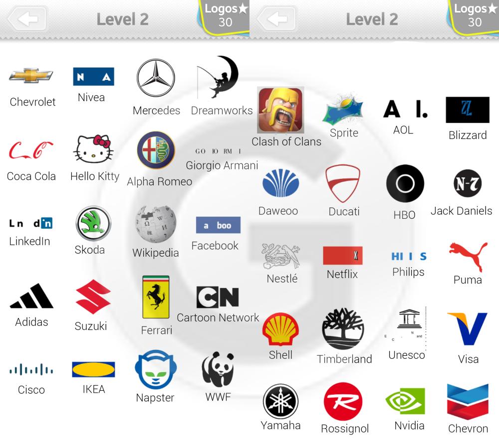 Quiz Logospiel Deutschland