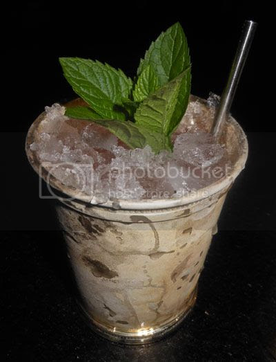 tequila julep