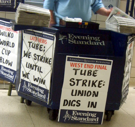 Standard Loves Fighting Tube Talk