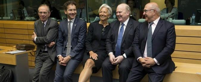 Accordo Grecia: Europa o Quarto Reich?