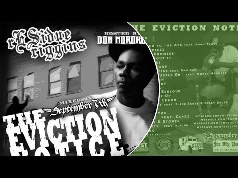 The Eviction Notice mixtape by rESidue riggins (Part 1)