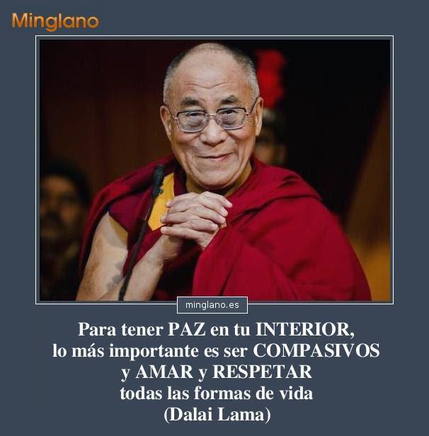 Frases Del Dalai Lama Con Imagenes
