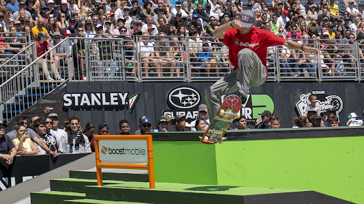 Dew Tour Returns To Long Beach in June