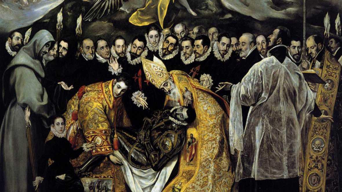Risultati immagini per entierro del duque de orgaz