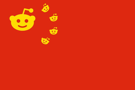 Reddit is experiencing a user uprising against China because Tencent will invest heavily in the platform