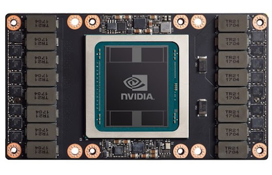 Inside Volta: The World's Most Advanced Data Center GPU | Parallel Forall