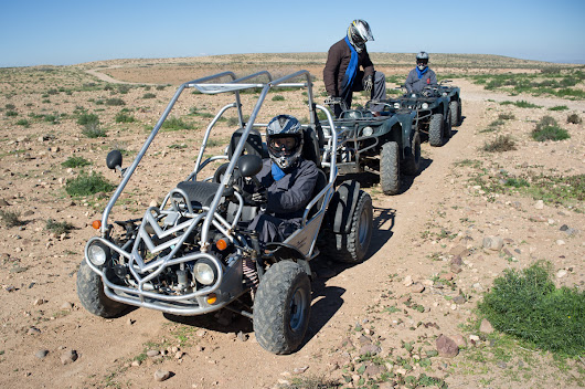 ½ Journee Buggy Marrakech Au Lac Lalla Takerkoust - Quad Marrakech