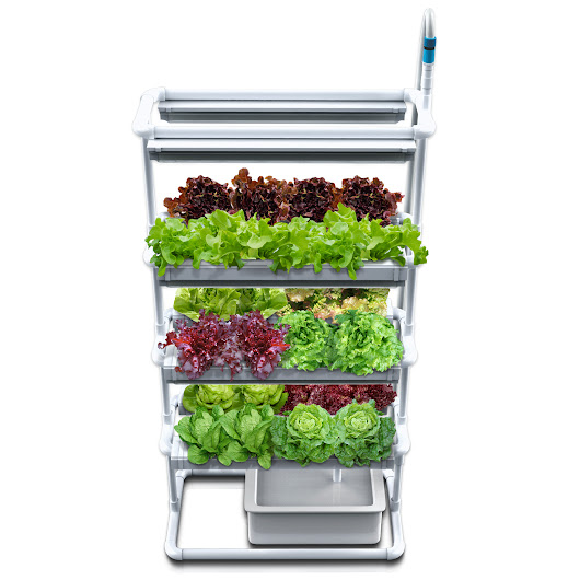 Free Vertical NFT Hydroponic System