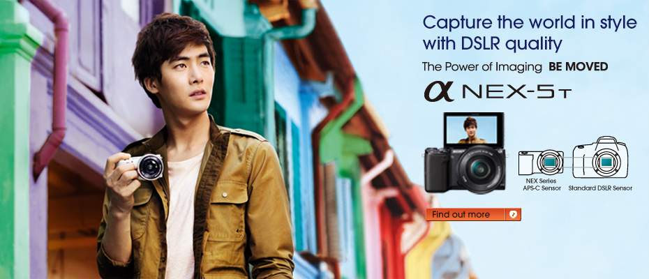 NEX-5T: Capture the World in Style with DSLR Quality