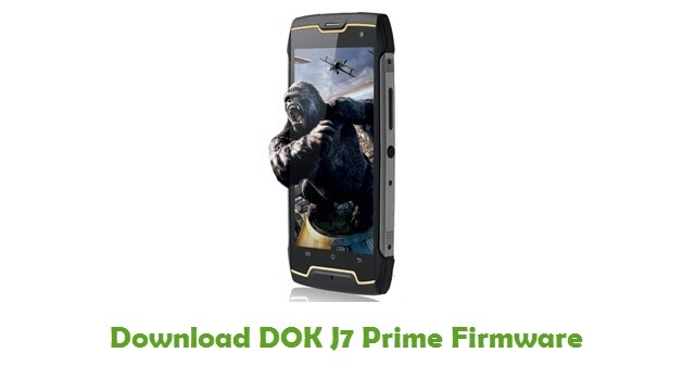 Download DOK J7 Prime Firmware Flash File