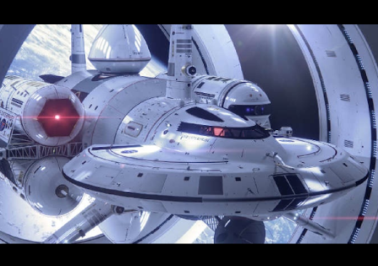 Is NASA Building a Warp Drive?