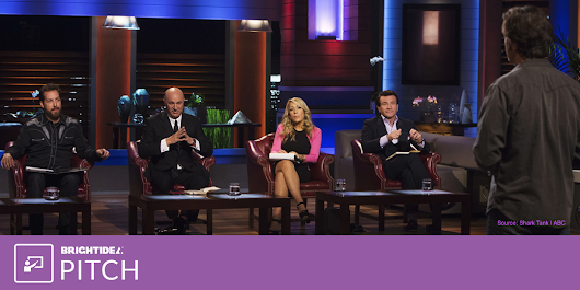 Find Your Next Killer Opportunity in a Shark Tank | Brightidea