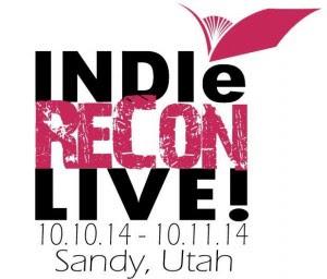 INDIeReConLive! Banner