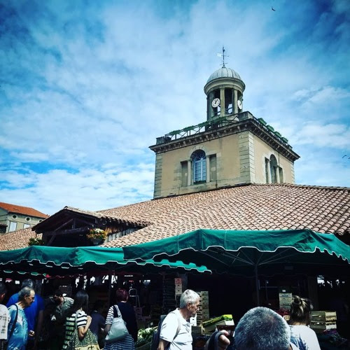 Revel Market, France, 9th June 2018 by BinauralDiaries Field Recording