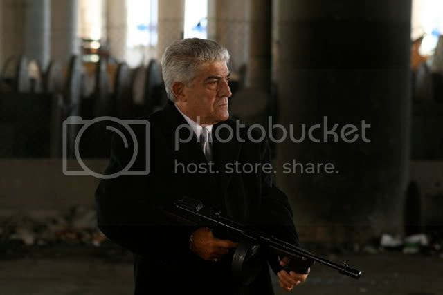 The 'Chicago Overcoat' stars veteran mob actor Frank Vincent (Goodfellas, Casino, The Sopranos) as Lou Marazano, and showcases Chicago and its infamous mob history.