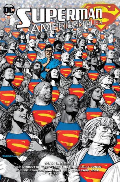 Superman American Alien Recensione