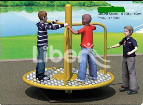 Merry Go Round For Playground Residential