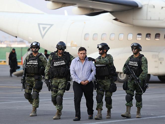 El grupo criminal que fuera liderado por Omar Treviño, se asociaron con grupos locales de Italia para abastecer de droga al continente