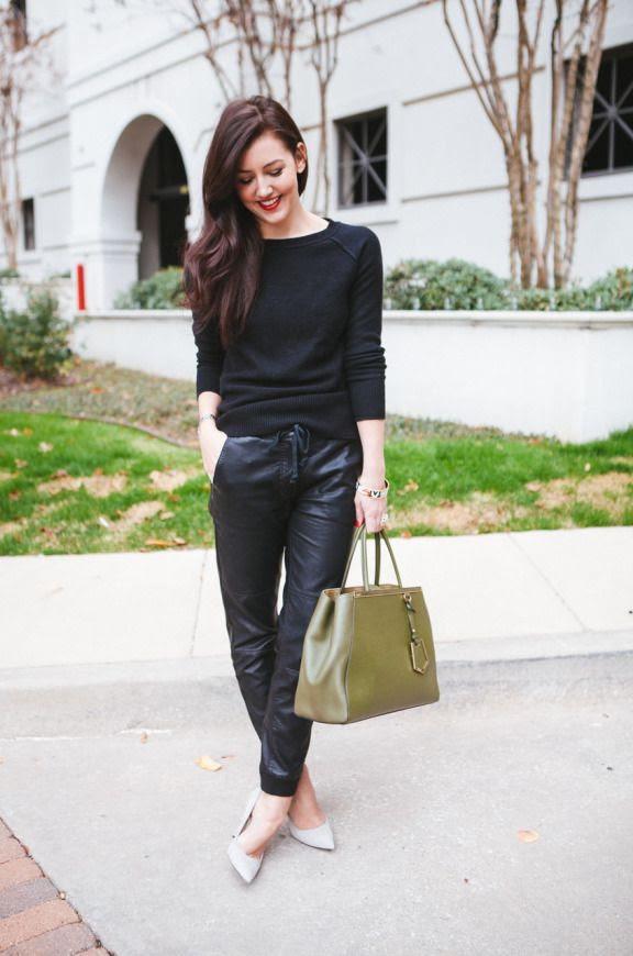 12 ways to style jogger pants 2020  fashiontasty