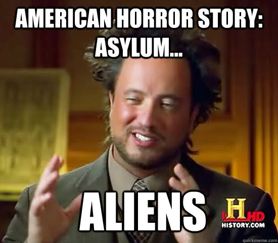 Image result for american horror story season 2 meme""