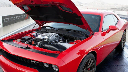 Demand drives Dodge to build more Hellcat muscle cars