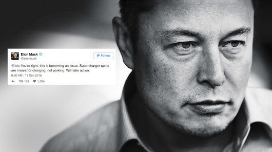 Elon Musk Receives Product Suggestion On Twitter, Tesla Implements It 6 Days Later - OfficeChai