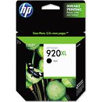 HP 920XL Ink Cartridge, Black - 1-pack
