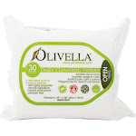 Olivella Daily Facial Cleansing Tissues 30 Tissue(s)