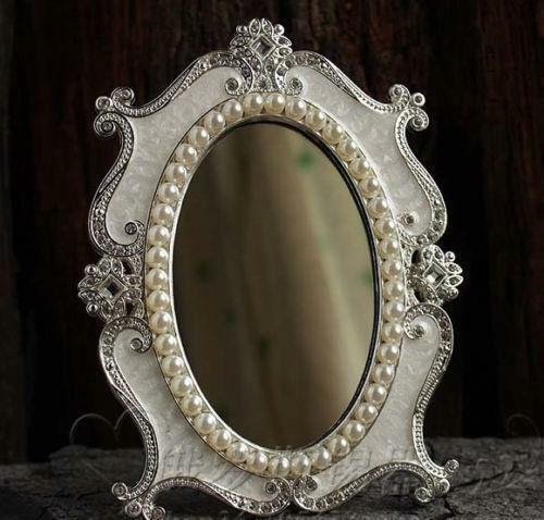 Antique Vanity Mirror Ebay