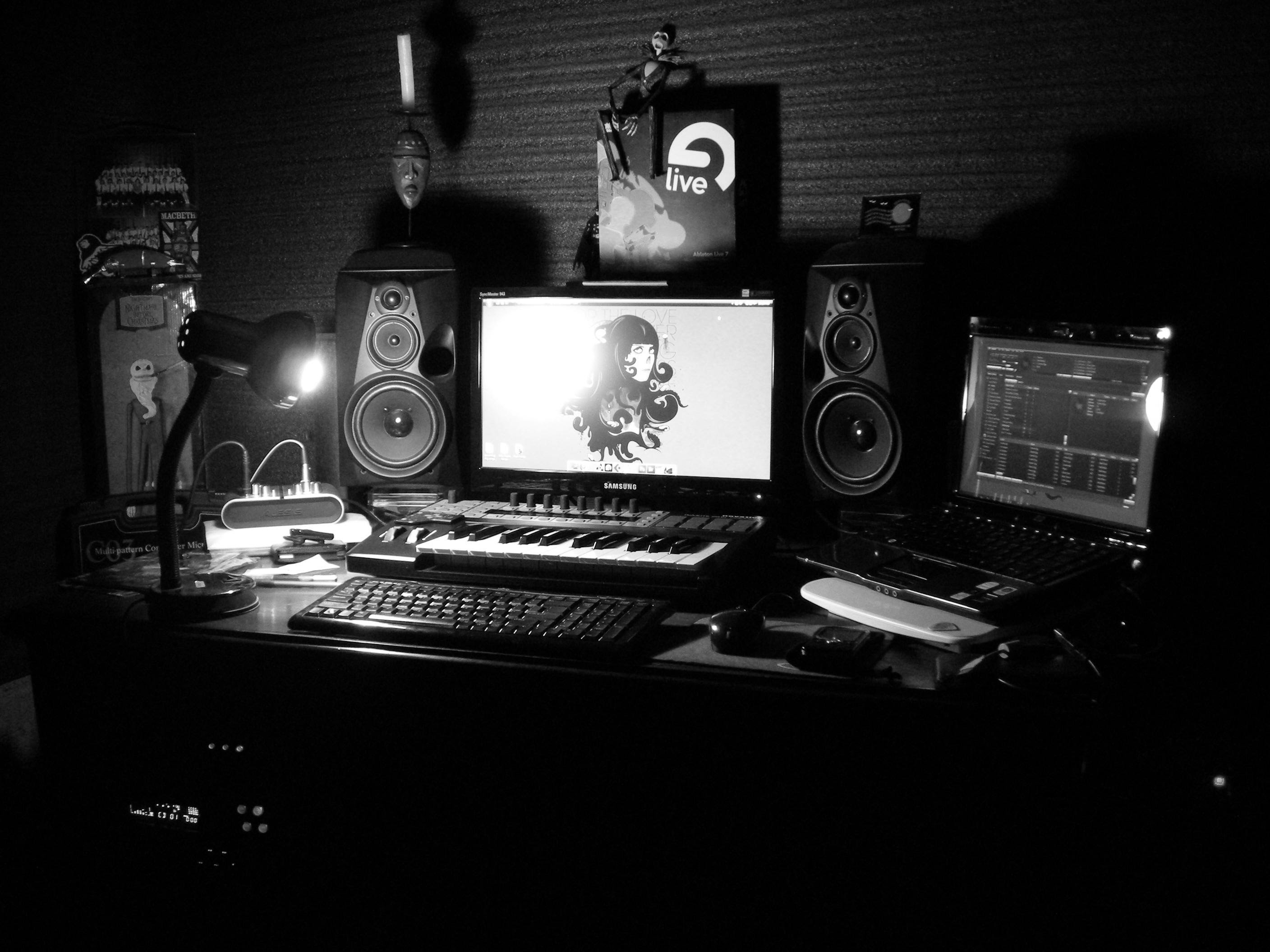 Music Recording Studio HD Wallpaper (74+ images)