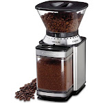 Cuisinart Automatic Burr Mill - Stainless Steel DBM-8