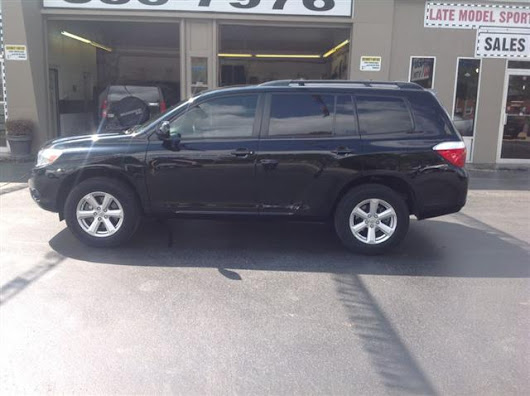 Used 2009 Toyota Highlander for Sale in Huntsville AL 35805 Richard Hughes Auto Sales