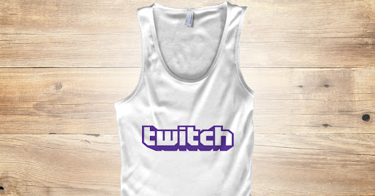 Twitch TV Tank Tops