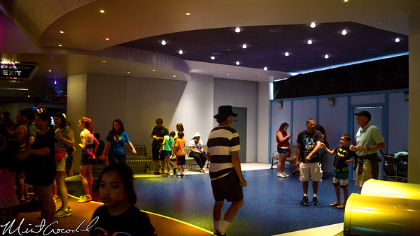 Disneyland Resort, Disneyland, Space Mountain, Refurbishment, Refurbish, Refurb, Exit