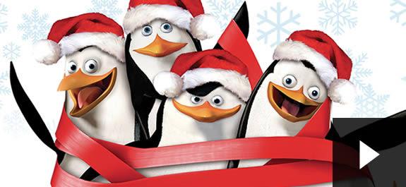 El Corto De Navidad Más Divertido De Los Pingüinos De Madagascar