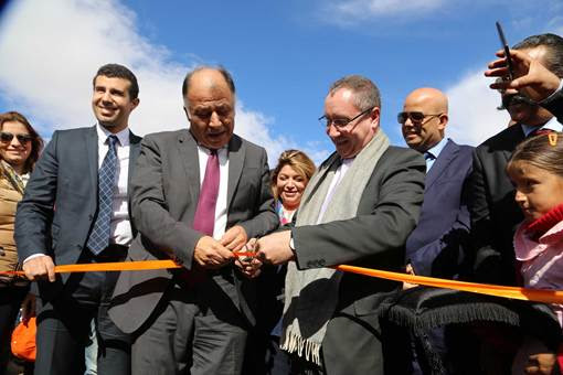 Inauguration du second village Orange à Kasserine | The Guiks