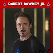 Countdown To Civil War: Actor Trading Cards – Team Iron Man
