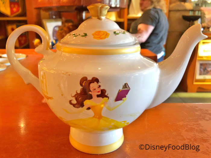Belle Tea Pot