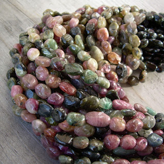 affordable tourmaline beads
