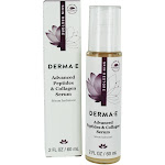 DERMAE Advanced Peptides & Collagen Facial Serum 2 fl oz
