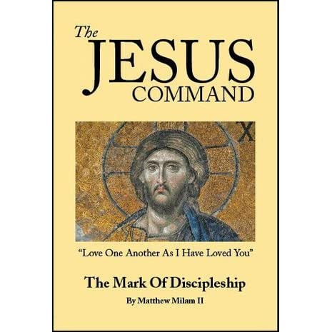 a review of The Jesus Command: The Mark of Discipleship