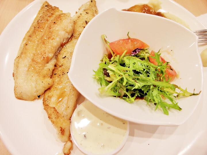 dory fish fillet