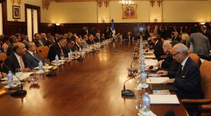 Resultado de imagen para reunion del consejo de gobierno ampliado