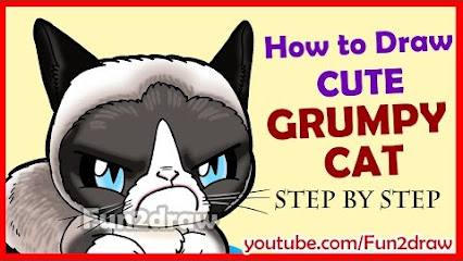 Fun2draw google for Fun to draw cat