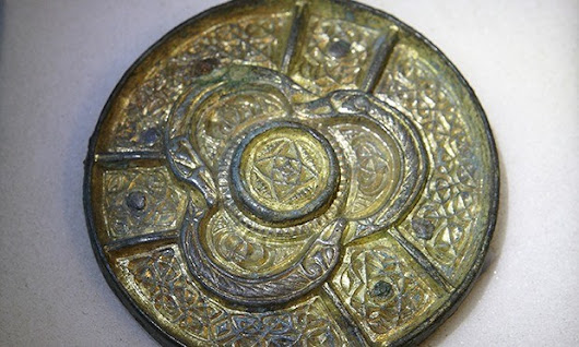 Looted Viking treasure is discovered in British Museum store