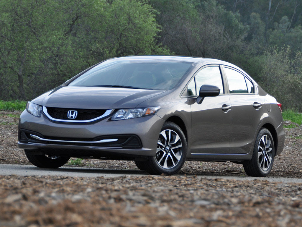 2015 Honda Civic - Test Drive Review - CarGurus