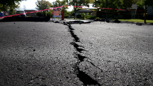 Americans Fear Earthquakes More Than Any Other Natural Disaster, Survey Reveals | The Weather Channel