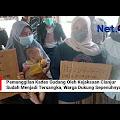 Warga Nyatakan Aksi Dukungan Kepada Kejaksaan Kab.Cianjur