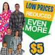 Cheap Matching Pajamas For the Family
